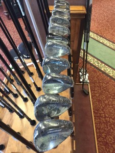 Cleveland RTX 2.0 Custom Wedges